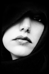 neus en het gezicht